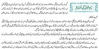 Rah e Shauq Ki Musafar | Teen Auratien Teen Kahaniyan